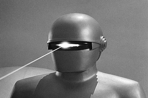 We meet again, Gort.  I certainly hope you brought your dancing shoes, bitch.