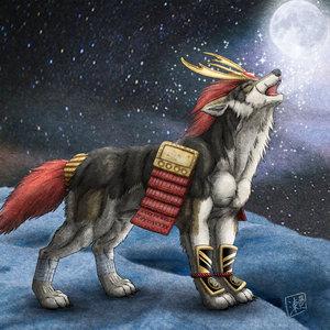 HA! Samurai dawg!
